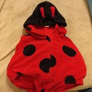 Carter's Infant Lady Bug Costume
